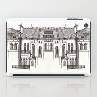 brussels iPad Cases featuring Brussels by MadmFia