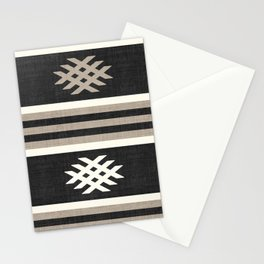 Otto in Black and Tan Stationery Cards