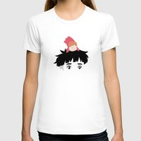 ponyo T-shirts featuring Ponyo, 2008 by Jarvis Glasses