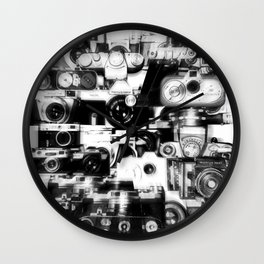analogue legends II Wall Clock