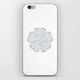 The Waffle iPhone Skin