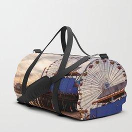 Santa Monica Pier Fun Duffle Bag