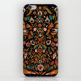 Botanical Print iPhone Skin
