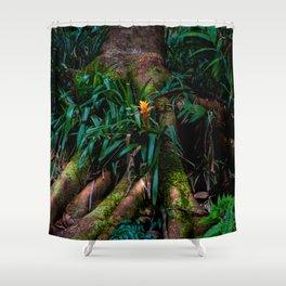 Kona Cloud Forest Sanctuary Shower Curtain