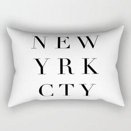 New yrk cty Rectangular Pillow