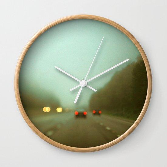 Ohio #5 Wall Clock