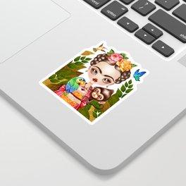 Frida Querida Sticker