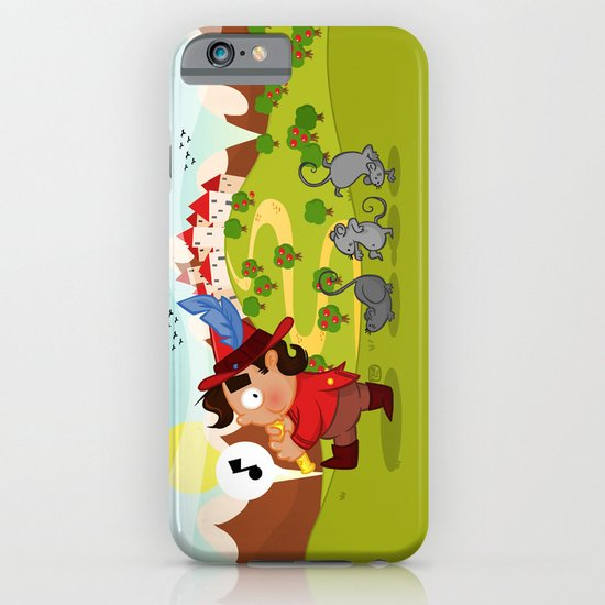 The Pied Piper of Hamelin  iPhone & iPod Case