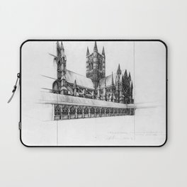 Lincoln Cathedral Laptop Sleeve