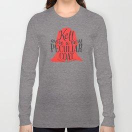 Peculiar (original) Long Sleeve T-shirt