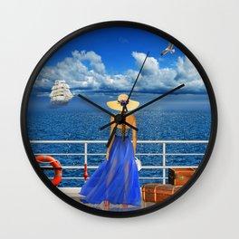 The Cruise Wall Clock