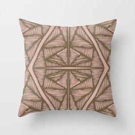 Tendons-Mousse Throw Pillow