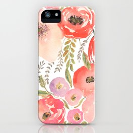 Flower Profusion iPhone Case