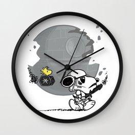 Snooptrooper Wall Clock