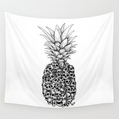 Tropical Death Wall Tapestry