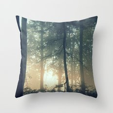 Find Serenity Throw Pillow