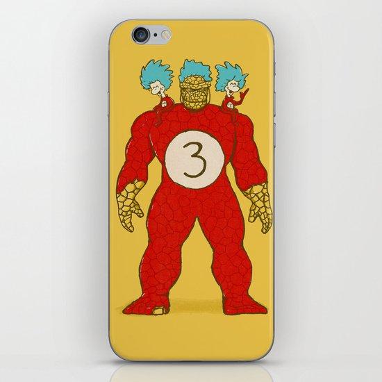 3 Things iPhone & iPod Skin