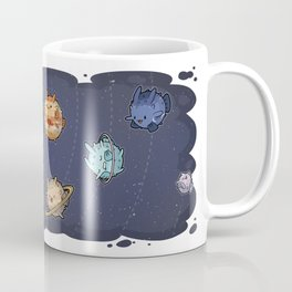 Planetary Blowfish Coffee Mug