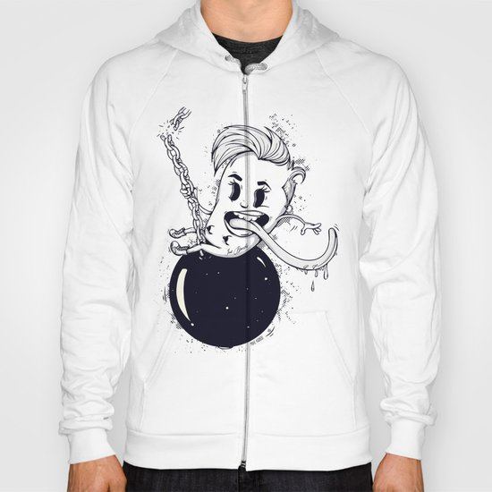 Wrecking Ball Hoody