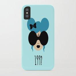 90's Baby iPhone Case