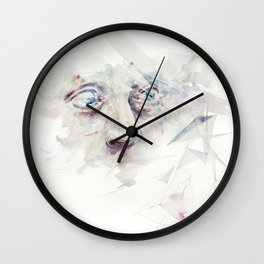 living in delay Wall Clock