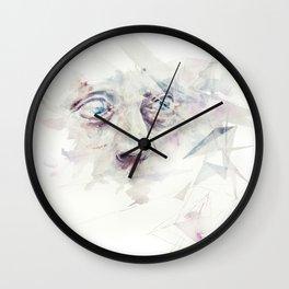 living in delay Wall Clock
