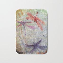 dragonfly dreams Bath Mat
