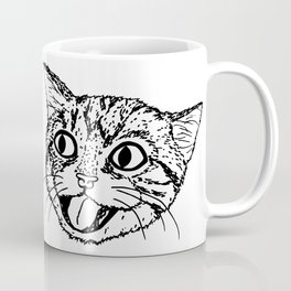 Just Kitten (no text) Coffee Mug