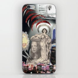 Vibrations iPhone Skin