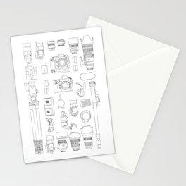 Photographer Kit V2 Stationery Cards