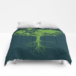 Earth Tree Comforters