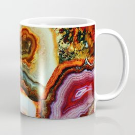 Agate, the Layers of our Earth Coffee Mug