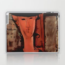 "Amedeo Modigliani ""Madame Pompadour"" Laptop & iPad Skin"