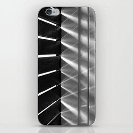 Game of light iPhone Skin
