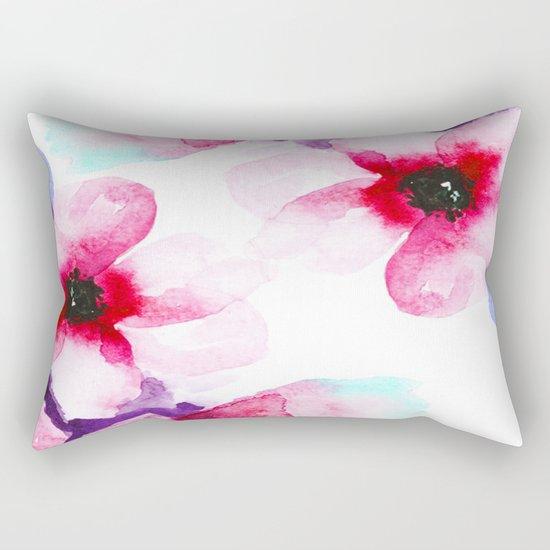Flowers 04 Rectangular Pillow