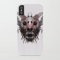 beast iPhone & iPod Cases featuring Beast by WES EXOTIC IMAGERY