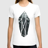 geode T-shirts featuring Dark Crystal by Leah Flores