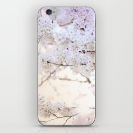 Water-colour Spring #3 iPhone Skin