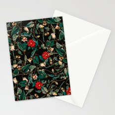 TROPICAL JUNGLE - Night II Stationery Cards