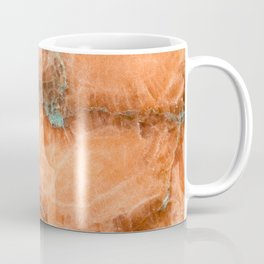 Abstract mineral texture Coffee Mug
