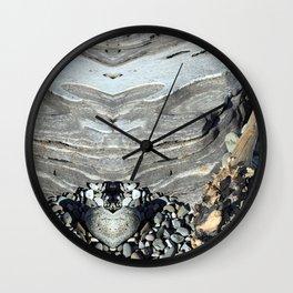 Heartstone Wall Clock