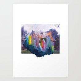 ARMED / LUMINOUS #1 Art Print