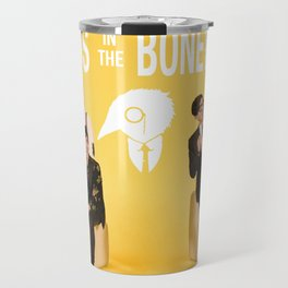 Birds in the Boneyard: Album Cover Travel Mug