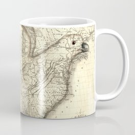 United States-1833 Coffee Mug
