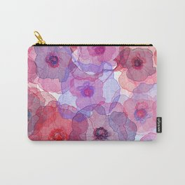 Flower carpet 82 Carry-All Pouch