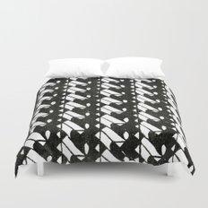 grid Duvet Cover