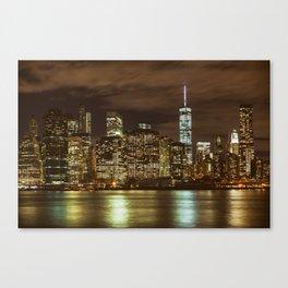 NYC 11 Canvas Print