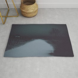 Into the darkness Rug