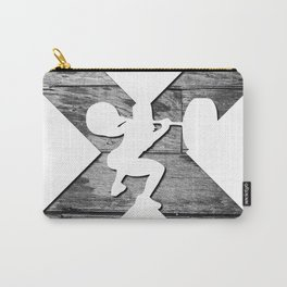 XFit Girl - Wood Carry-All Pouch