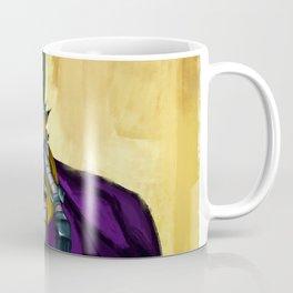 Evil Terra-forming With Beast boy Coffee Mug